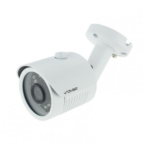 IP Видеокамера цветная уличная DVI-S111 (DVI-S113) 1 Mpix (1280 × 720)