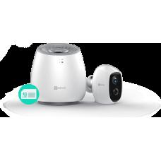 Комплект EZVIZ камера C3A + станция WLB