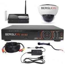 Комплект 4G видеонаблюдения