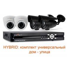 """Комплект видеослежения """"HYBRID"""""""