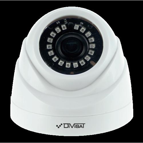 AHD видеокамера DVC-D89 2.8 мм