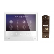 """Selina HD и Corban HD (комплект бюджетного домофона 7"""" HD)"""