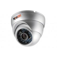 Антивандальная купольная камера видеонаблюдения NOVIcam AC12W (ver.1092)