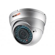 Антивандальная купольная камера видеонаблюдения NOVIcam AC18W (ver.1106)