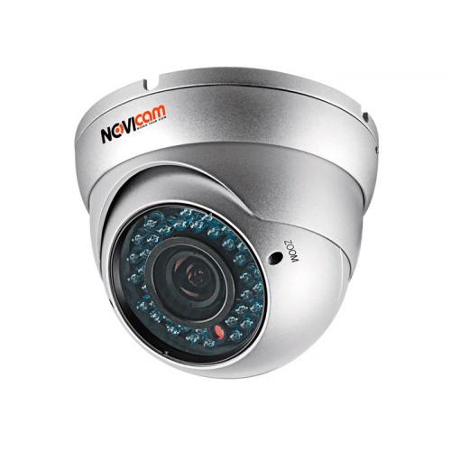 Уличная всепогодная купольная видеoкамера NOVIcam AC18W (ver.1106)